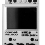 MRM - Relé de proteção de corrente, tensão, frequência, falta de fase